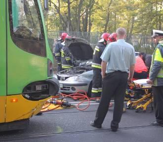 Koniec wypadków na feralnym skrzyżowaniu w Poznaniu?