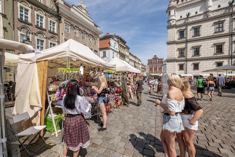 Od niedawna w Poznaniu pojawia się coraz więcej imprez, w których można wziąć udział z zachowaniem środków ostrożności