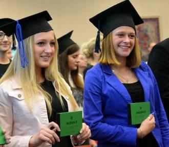 Studenci WSEI rozpoczęli nowy rok akademicki (ZDJĘCIA, WIDEO)