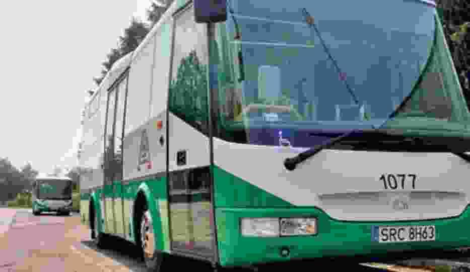 W połowie sierpnia do miasta dostarczone zostaną trzy kolejne busy