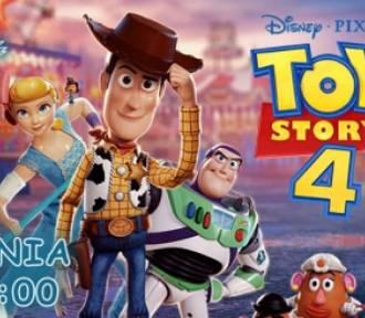 Toy Story 4 - tematyczne spotkania z książką i projekcja w Kinie Atlantic dla dzieci i dorosłych