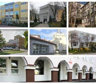 Progi punktowe w liceach w Gdyni w 2018 r.