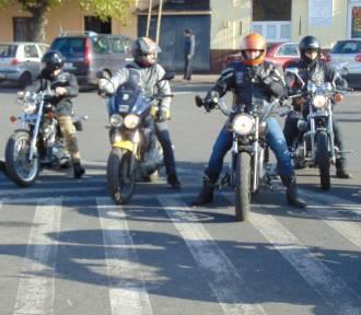 Motocykliści wspierają Adama