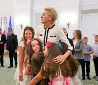 Weronika z Kwidzyna z wizytą w Pałacu Prezydenckim [ZDJĘCIA]