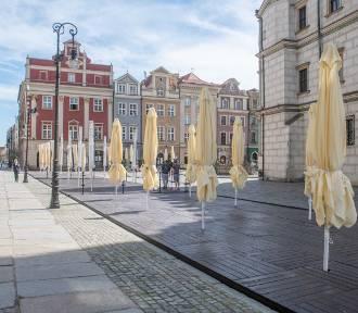 Poznańskie lokale zapowiadają otwarcie ogródków gastronomicznych. Minutę po północy