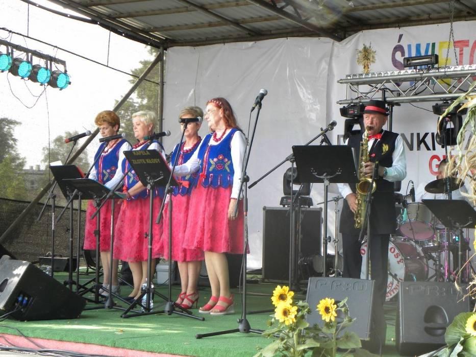 Święto plonów w gminie Szczytniki