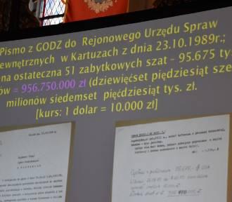 II Jarmark Norbertański w Żukowie. Czy szaty liturgiczne z okradzionego skarbca tu wrócą?  ZDJĘCIA