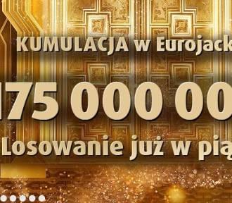 Eurojackpot kumulacja wyniki 20.10.2017. Eurojackpot 175 mln zł - losowanie  i wyniki 6 października