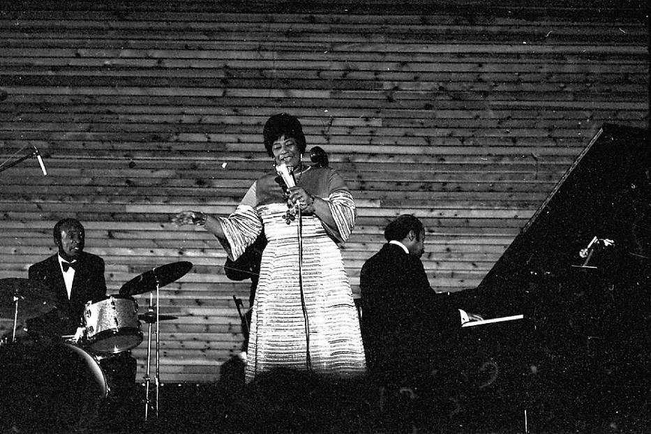 Ella Fitzgerald, 1965