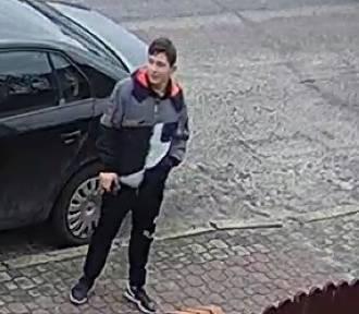 Obrzucał dom jajkami i petardami. Policja szuka mężczyzny ze zdjęcia
