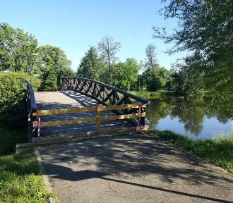 Przetarg na modernizację mostku nad stawami w Oleśnicy został rozstrzygnięty!