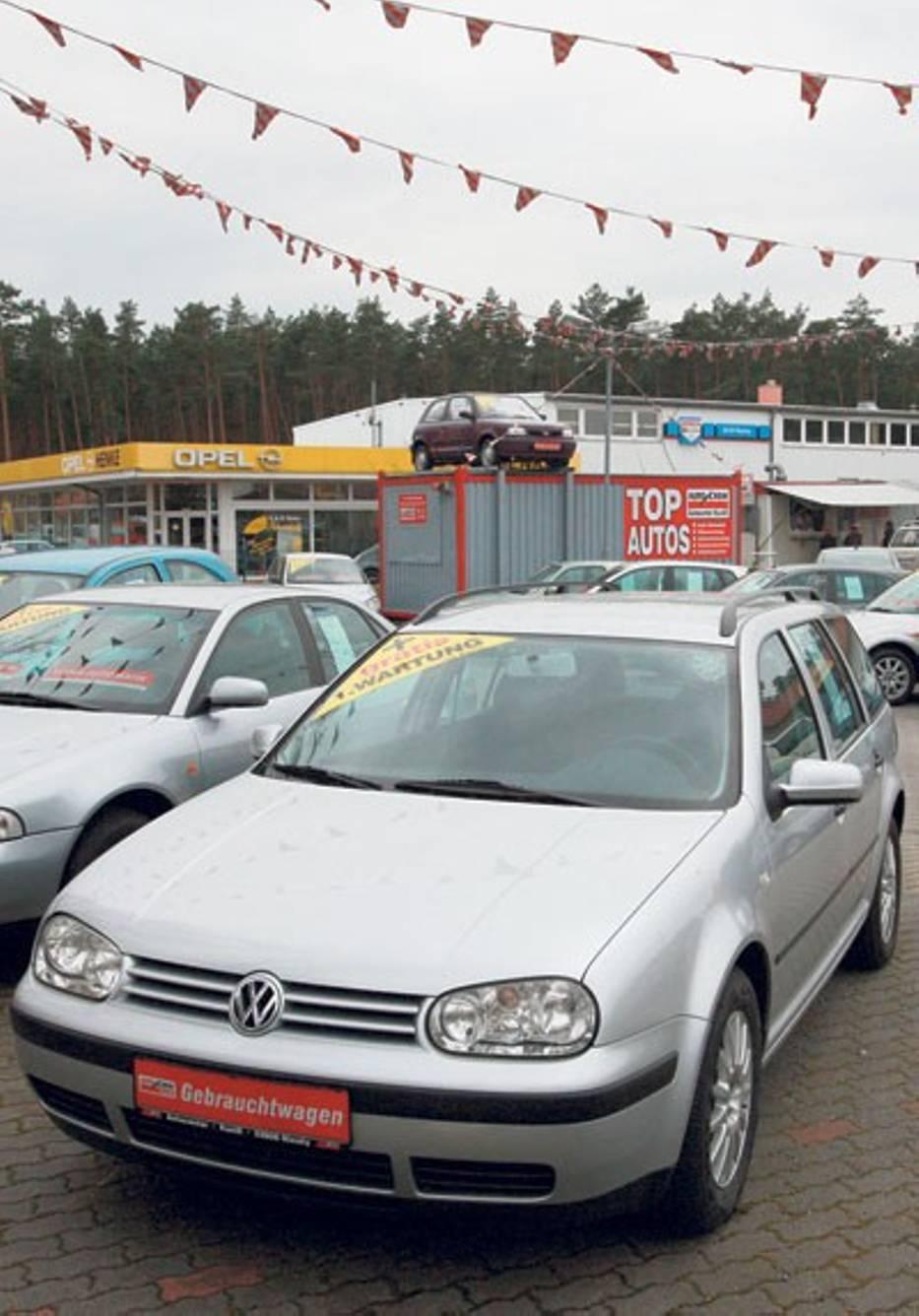 Marka VW najpopularniejsza