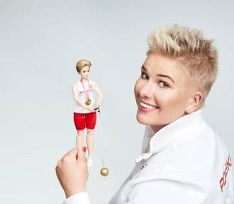 Anita Włodarczyk ma własną... lalkę Barbie