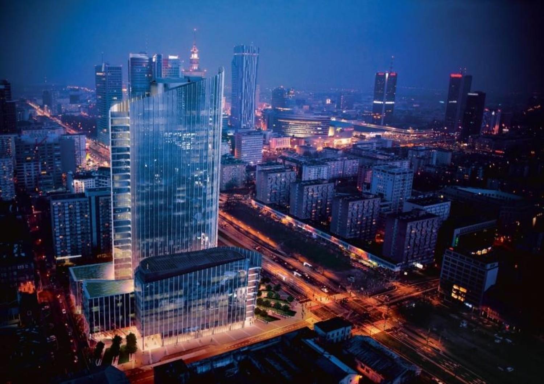 6. Mennica Legacy Tower - 140 metrów