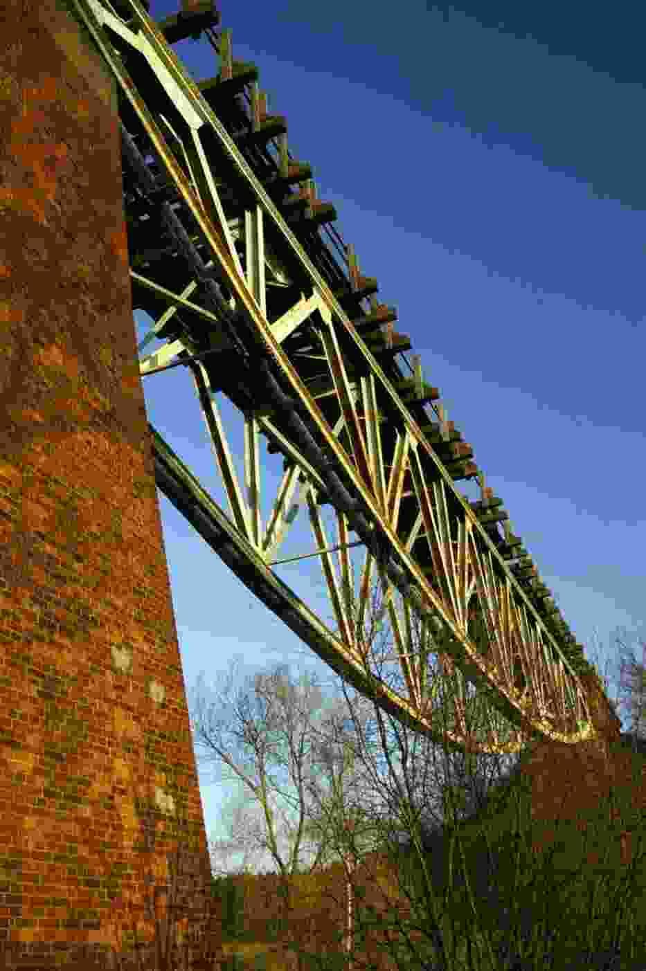 Most w Chrzypsku Małym