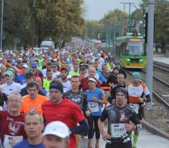 Maraton w Poznaniu 2017: Oto trasa! Będą rekordy? [MAPA]