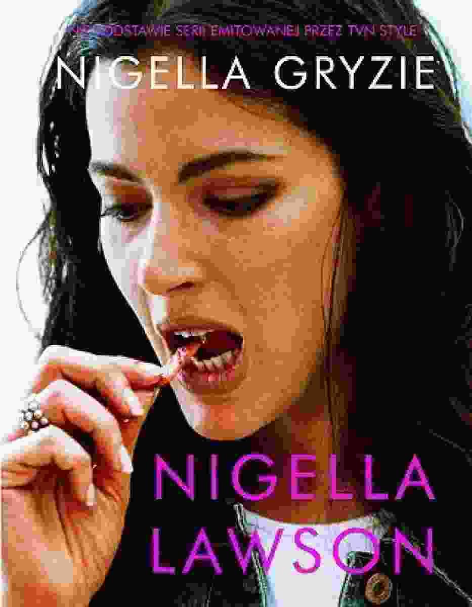 """Zdjęcie okładki książki """"Nigella gryzie"""""""