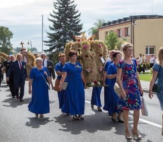 Dożynki powiatowe w Wierzbinku 2019 r.