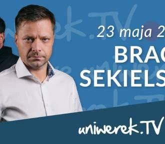 Spotkanie live QandA z braćmi Sekielskimi na Uniwerek.TV już dziś! Zaproszenie