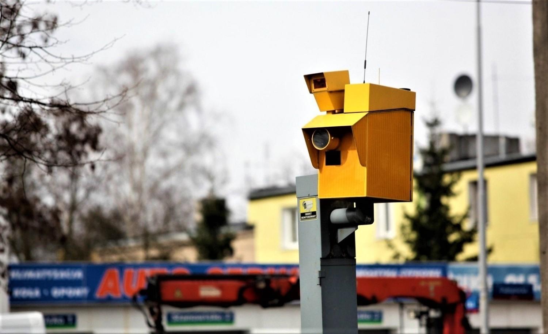 Nowe fotoradary: Ponad 100 urządzeń sprawdzi kierowców