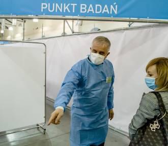 W woj. śląskim mamy 818 nowych przypadków zakażeń koronawirusem