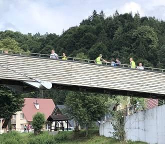 Słowacy nie żartowali. Pilnują granicy nawet na ścieżkach rowerowych!