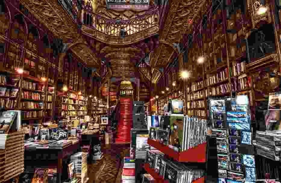 Księgarnie nie muszą być nudne. Oto najbardziej niezwykłe miejsca z książkami!