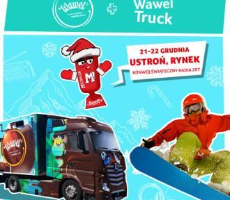 Ciężarówka pełna czekolady, słodkości i atrakcji już w ten weekend w Ustroniu! [SPRAWDŹ]