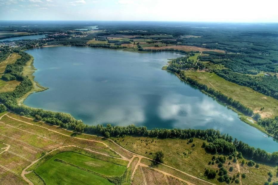 W Lubuskiem mamy kilka jezior, które poza pięknem cechuje również bardzo czysta woda