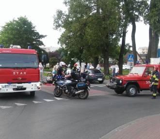 Wypadki motocyklistów [ZDJĘCIA]