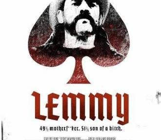 """Projekcja filmu """"Lemmy"""" w kinie Bodo"""
