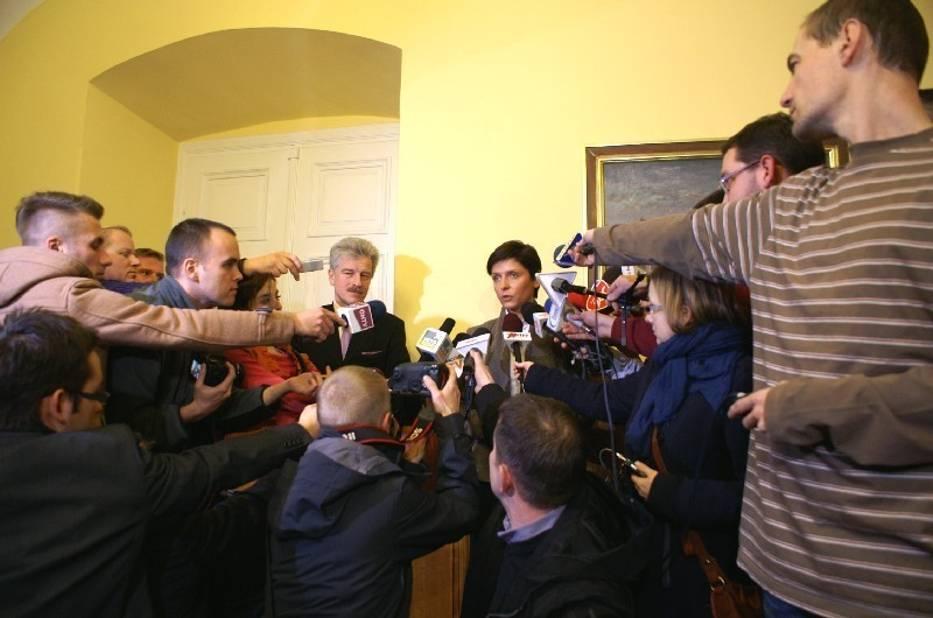 - 10 czerwca to będzie dobry dzień dla Poznania - stwierdziła minister sportu Joanna Mucha po obejrzeniu poznańskich inwestycji związanych z organizacją Euro 2012