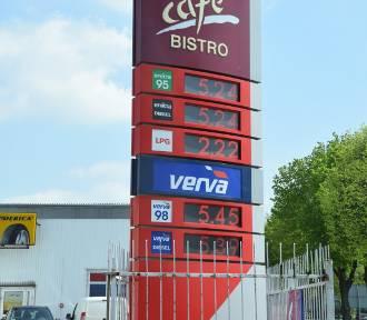 Ceny paliw biją rekordy. Polska uruchamia rezerwy strategiczne