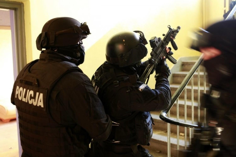 Policjanci z tzw