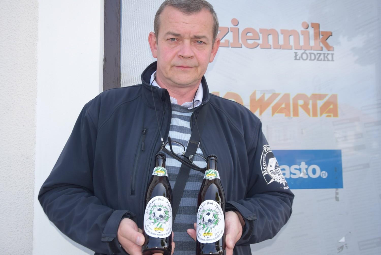Warta Sieradz ma swoje piwo