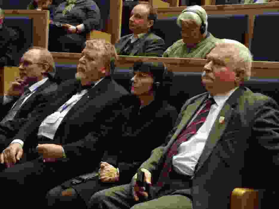 Lech Wałęsa, wśród najważniejszych gości Kongresu