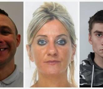 Tak wyglądają najgroźniejsi przestępcy w Polsce. Zobacz zdjęcia