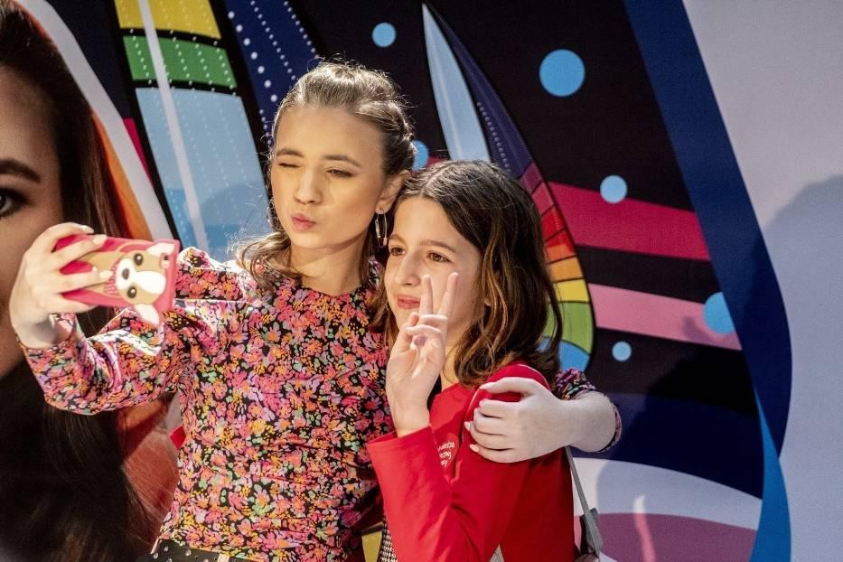 Gościem specjalnym Galerii Malta w Poznaniu była zwyciężczyni drugiej edycji The Voice Kids Anika Dąbrowska