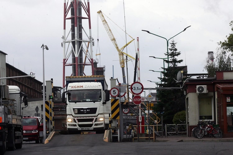 Trwa remont Huty Miedzi Legnica, KGHM realizuje ambitny plan remontowy