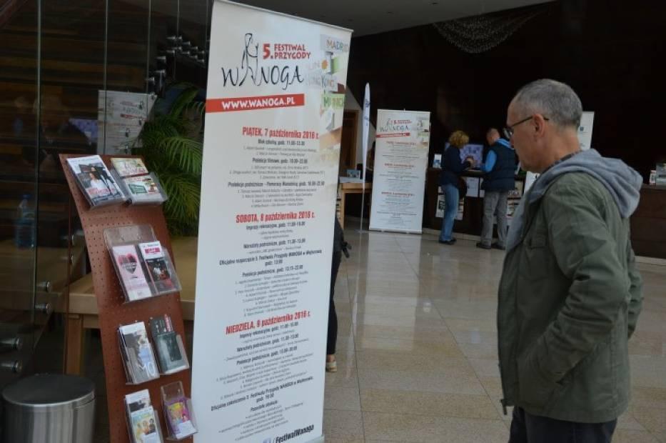 Festiwal przygody Wanoga w Wejherowie