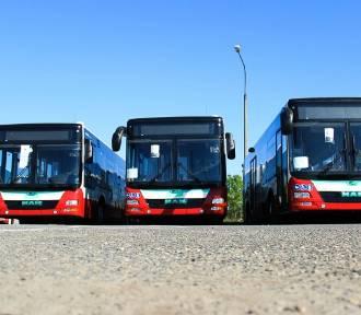Będą nowe autobusy MZK, trwa montaż biletomatów