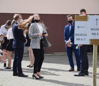 W Liceum im. Bolesława Prusa w Skierniewicach rozpoczęły się matury