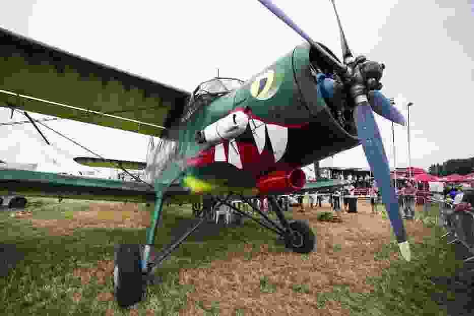 Air Show Radom 2015. Pokazy lotnicze na naszych zdjęciach [FOTORELACJA]