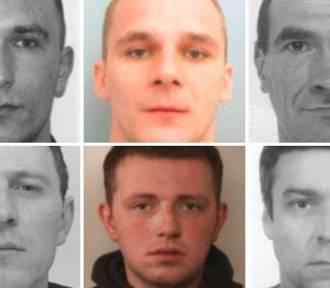 Włamywacze poszukiwani przez małopolską policję LISTY GOŃCZE
