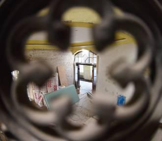 Byliśmy w niedostępnym dla mieszkańców zabytkowym ratuszu w Bytomiu Odrzańskim