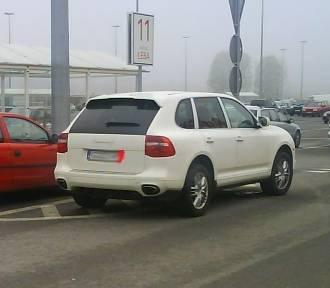 Mistrzowie parkowania, czyli jak nie parkować! [ZDJĘCIA]