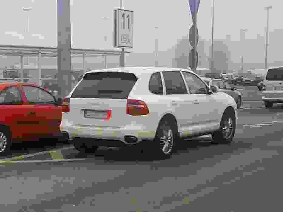 Mistrzowie parkowania
