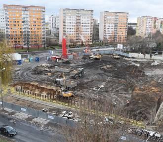 Trwa budowa Sądu Rejonowego w Toruniu. Zobaczcie zdjęcia!