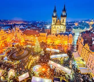 TOP 10. Oto najpiękniejsze jarmarki świąteczne w Europie. Zobacz!
