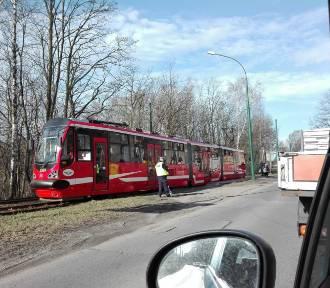 Sosnowiec: Wypadek na Baczyńskiego. Potrącenie dziecka na przejściu dla pieszych